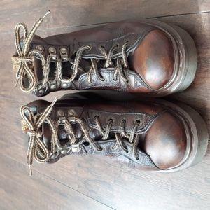 Dr Martens air walk boots  English 6 US 8.5 (415-1)